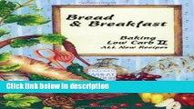 Ebook Bread   Breakfast Baking Low Carb II Free Online