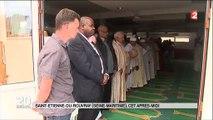 Saint-Etienne-Du-Rouvray : Les catholiques et musulmans prient ensemble après l'assassinat du prêtre