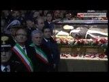 Tg Antenna Sud - San Pio, la reliquia del Santo in processione a San Giovanni Rotondo