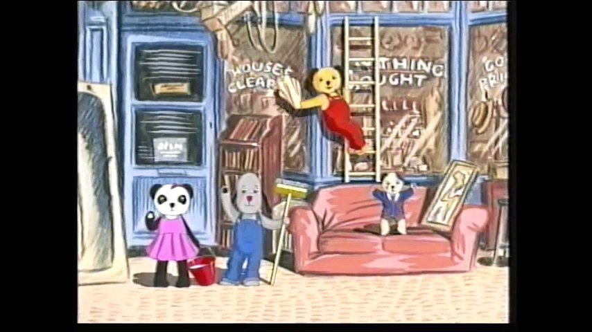 Start and End of Sooty & Co. - Sooty's Magic Solutions and New Friends VHS (Monday 11th July 1994)   Godialy.com