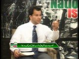 National Issue : Tahir Khalid Sindhu (Minister Human Rights and Minorities Affairs Punjab)