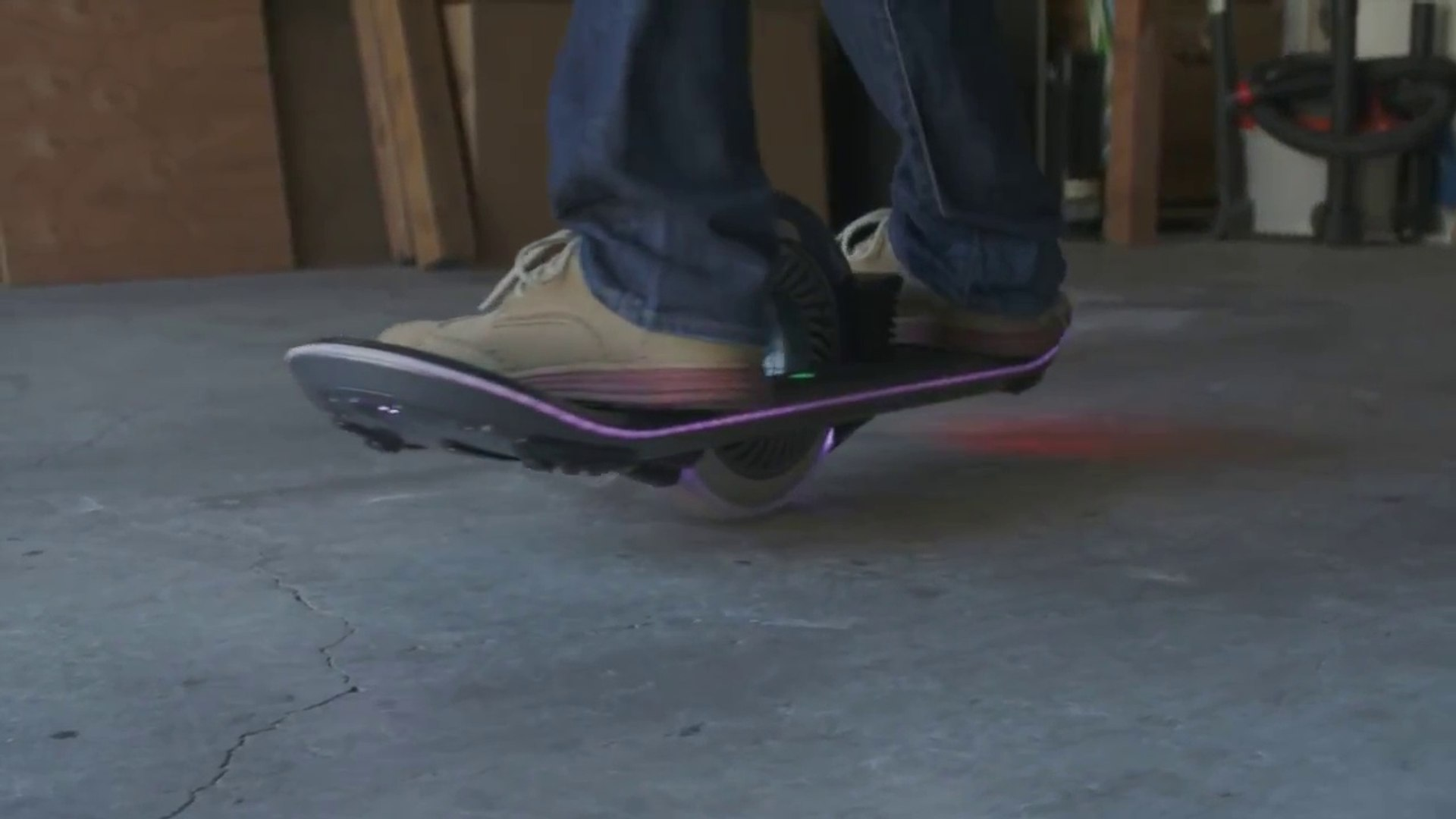 Hoverboard Technologies
