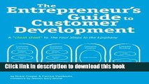 Books The Entrepreneur s Guide to Customer Development: A cheat sheet to The Four Steps to the