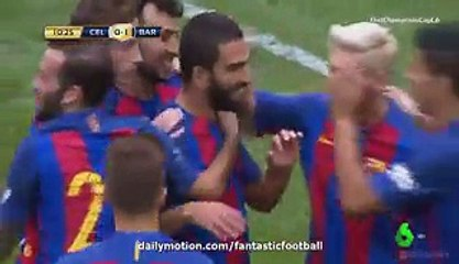 Arda Turan Amazing Goal HD - Celtic 0-1 Barcelona International Champions Cup 30.07.2016