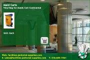 Toronto Distributor |  Maid Carts: Vinyl Bag for Maids Cart Continental