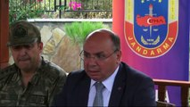 Muğla Valisi- Saldırıya 37 asker katıldı, 25'i yakalandı
