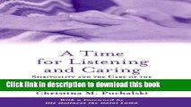 Ebook A Time for Listening and Caring: Spirituality and the Care of the Chronically Ill and Dying