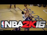 [Xbox One] - NBA 2K16 - [Andrew's Career] - #2 忍唔住了 W/JC