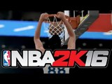 [Xbox One] - NBA 2K16 - [Andrew's Career] - #4 Game 5-8 [低清Live- 20160128]