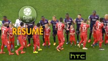 Valenciennes FC - Clermont Foot (2-0) - Résumé - (VAFC - CF63) / 2016-17
