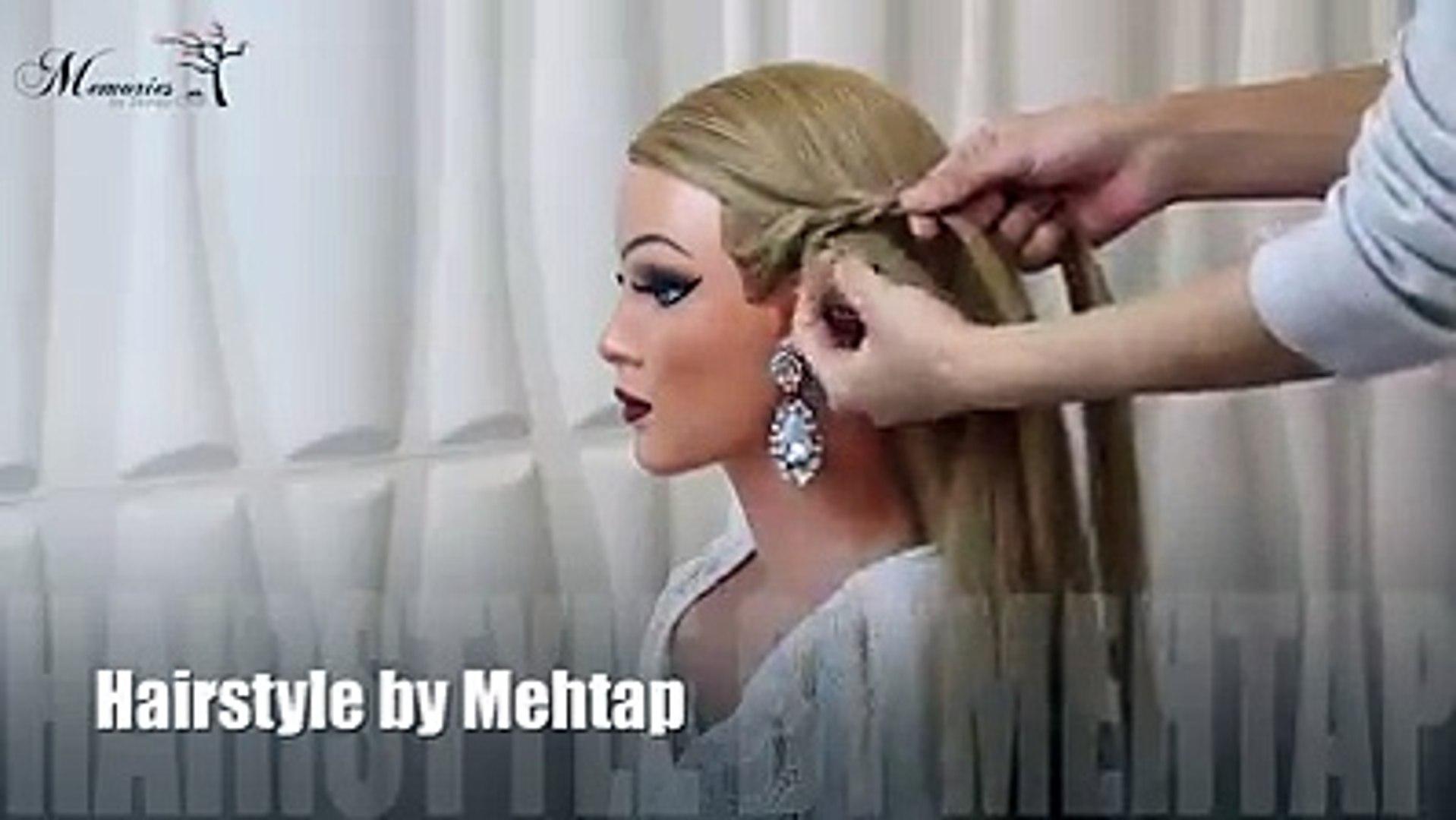 Easy hair style for thin hair