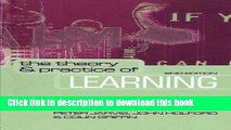 Books The Theory and Practice of Learning (National Health Informatics Collection) Full Online