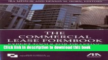 Ebook The Commercial Lease Formbook: Expert Tools for Drafting and Negotiation Full Online