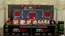 Honda announce their riders for SMX Riders and Manufacturers Cup