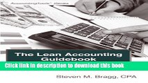 Ebook The Lean Accounting Guidebook: Second Edition: How to Create a World-Class Accounting