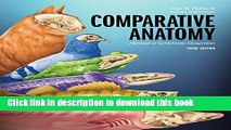 Ebook Comparative Anatomy: Manual of Vertebrate Dissection Free Download