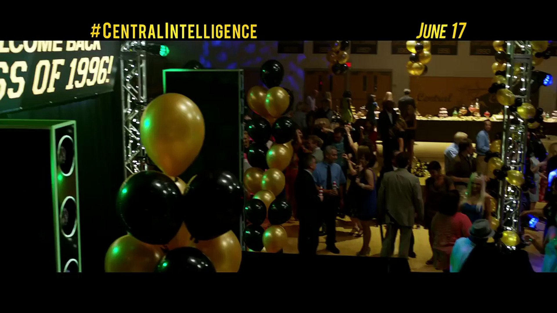 Central Intelligence - TV Spot 4 [HD]