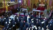 Papa Francisco exorta jovens a manterem uma Igreja de portas abertas