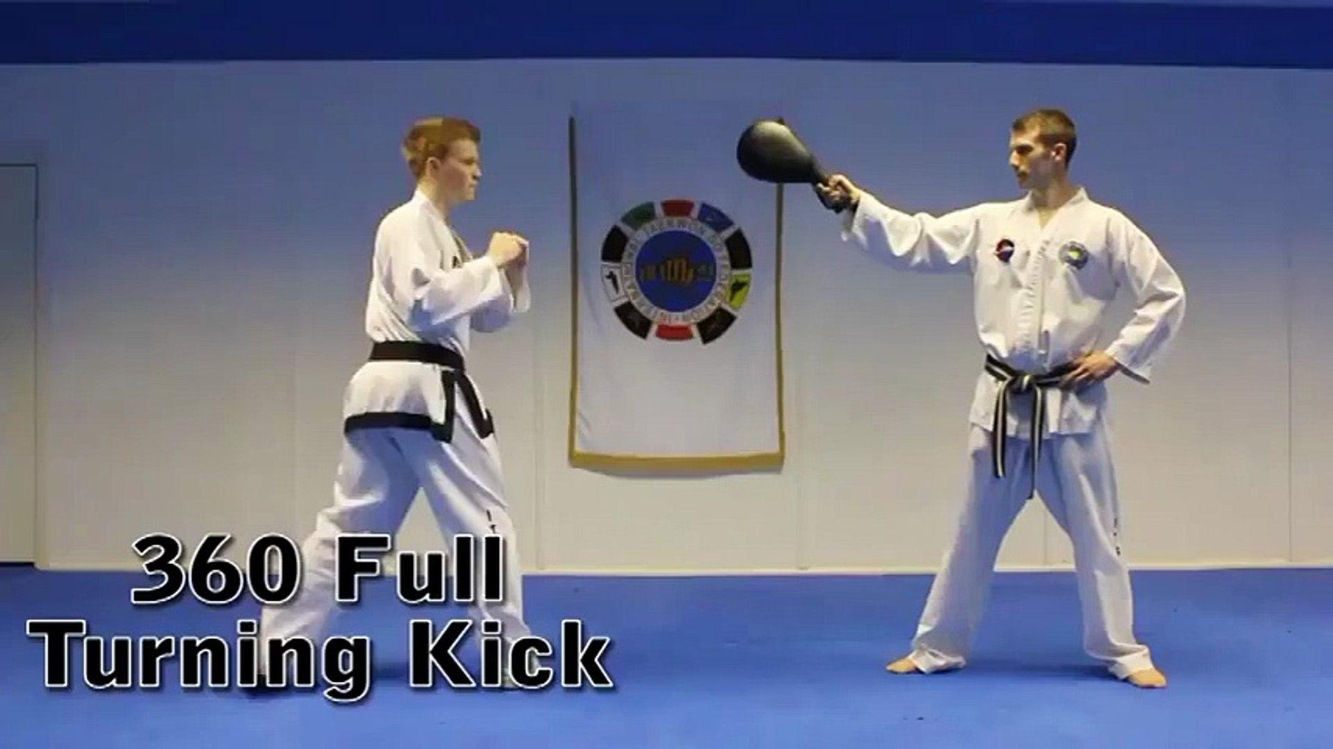 Taekwondo Kicking Tutorials Promo