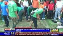 164 Makam Fiktif Ditemukan di TPU Tegal Alur
