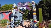 VLOG - Sensations Fortes Pour Néo à WALIBI - Attractions EqWalizer & Skunx Tower - 1-2