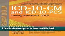 Read ICD-10-CM and ICD-10-PCS Coding Handbook, without Answers, 2015 Rev. Ed. Ebook Online
