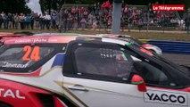Rallycross à Kerlabo-Cohiniac (22). Dayrault, le touche à tout