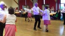 Danses à deux à Douarnenez – gala 2016 - adultes débutants cha cha cha