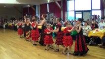 Danses à deux à Douarnenez – gala 2016- enfants  paso doble