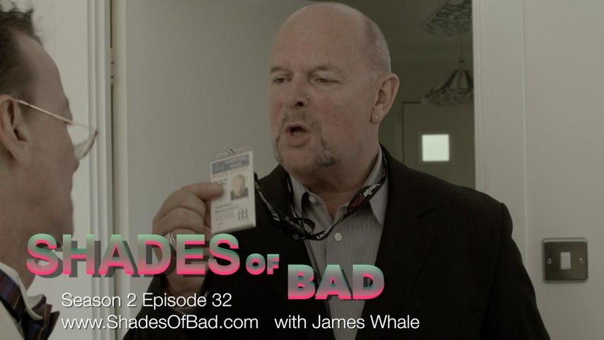 Doris Shades Of Bad - 32 - guest star CBB2016 James Whale