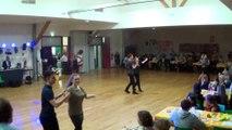Danses à deux à Douarnenez – gala 2016-  ados cha cha cha