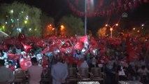 Siyasi Partilerin İlçe Başkanları, Demokrasi Nöbeti İçin Biraraya Geldi