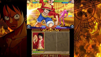 One Piece : Great Pirate Colosseum : Demo Special Attacks