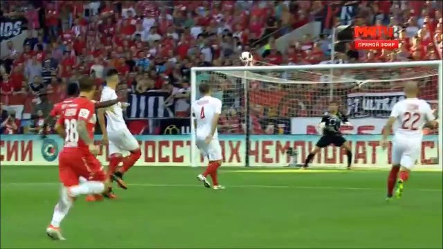FC Spartak Moscow vs FC Arsenal Tula 4-0 All Goals & Highlights (31 July 2016 Russian Premier League) HD