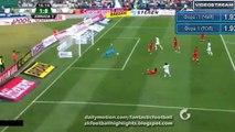 1-0 Jesus Escoboza Goal HD - Chiapas Jaguares vs Toluca Liga MX