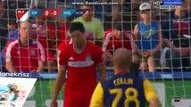 0-1 Matt Polster Own Goal HD - Chicago Fire vs New York Red Bulls - MLS - 01/08/2016