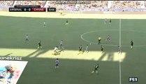 Alex Oxlade-Chamberlain Big Chance - Arsenal vs Guadalajara Chivas - International Friendly Match - 01/08/2016