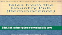 Books Tales from the Country pub (Isis (Hardcover Large Print)) Full Download