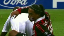 Ronaldinho vs Real Madrid (UCL) (Home) 2009-10