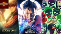 Movies LINE-UP In 5 Months Before 2017 | Box Office Movie | Hollywood Asia