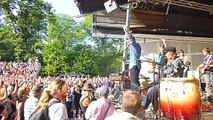 Vondelpark , Amsterdam  .....   a  concert of the group Jungle by Night , 2015