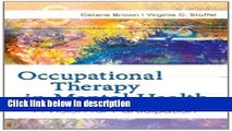 Ebook Occupational Therapy in Mental Health: A Vision for Participation Full Online