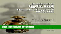 Ebook Handbook of Girls  and Women s Psychological Health (Oxford Series in Clinical Psychology)