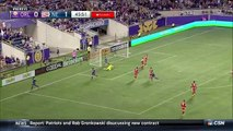 Cyle Larin Goal HD - Orlando City SC 1-1 New England Revolution - 31.07.2016 MLS