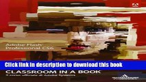 Books Adobe Flash professional CS6. Classroom in a book Full Online