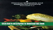 Books Chinese Vegetable and Vegetarian Cooking Free Online