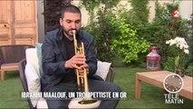 Scènes - Ibrahim Maalouf, un trompettiste en or - 2016/08/01