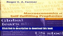 [Read PDF] Macroeconomics of Self-fulfilling Prophecies - 2nd Edition Download Online
