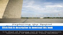[Read PDF] Exploring the Spatial Distribution of Low Income Housing Tax Credit Properties Ebook