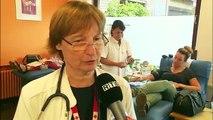 La Croix-Rouge francophone appelle urgemment aux dons de sang